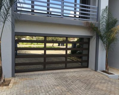 Double Aluminium Garage Doors Archives Magnificent Doors