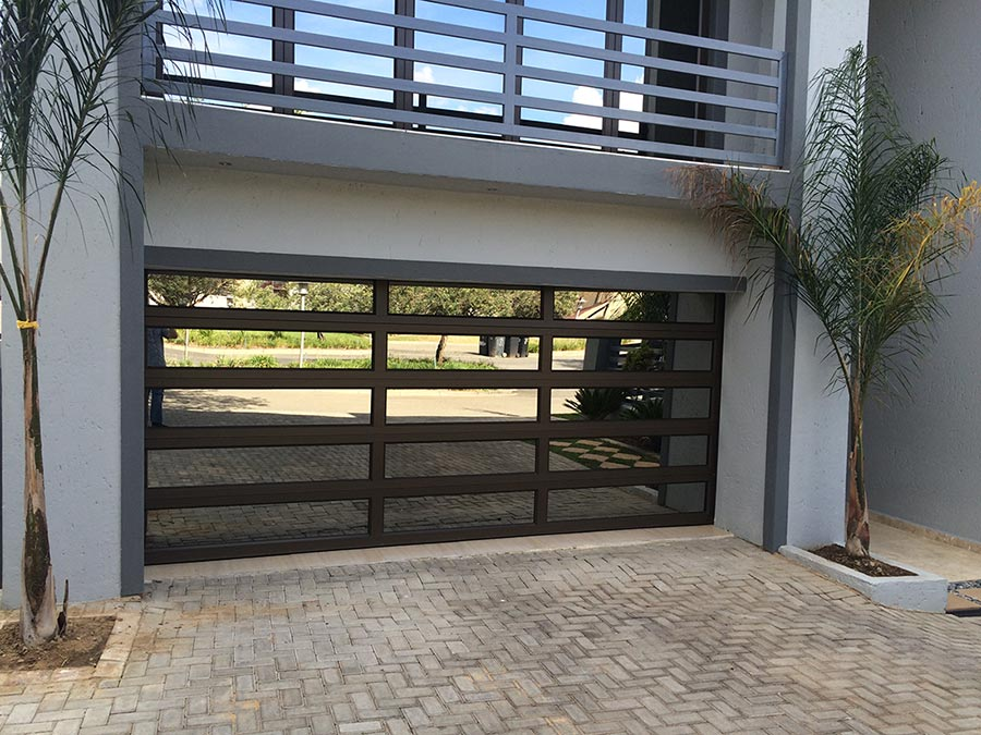 Aluminium Door With Framed Glass Panels Magnificent Doors