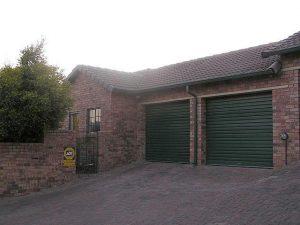 Traffic-Green-Roll-A-Door Garage Doors