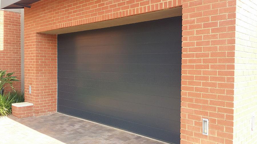 Double Aluminium Garage Doors Archives Magnificent Doors