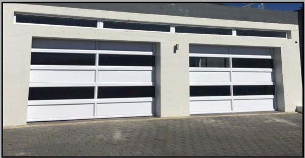 Aluminium Framed Garage Doors Magnificent Garage Doors
