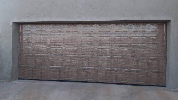 40 Panel double wooden look